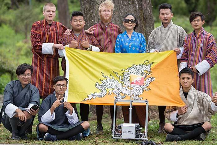 bhutan-world-robotic-olympic