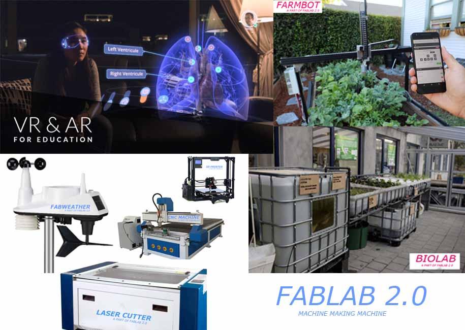 Fablab 2 0 – Machine making Machine – Fablab